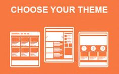 How To Choose Attractive WordPress Themes