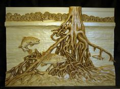 wood relief carving - Bing Images