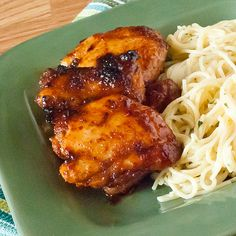 Spicy Honey Chicken---    I love the flavors of sweet and spicy together and this recipe does just that.