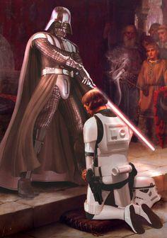 The Accolade by MateleoneRJ - Star Wars