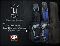 Zorlu hava şartları size engel olmasın. Levy's su geçirmez gigbag ve çantalar en uygun fiyat avantajlarıyla huzurlarınızda. http://www.gitarpazar.com/levy-s/canta-case-gigbag