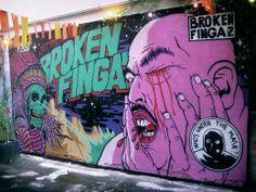 Broken Fingaz Crew