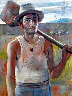 BRAULIO SALAZAR (1917/2008), VENEZUELAN PAINTER