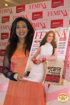 Femina Bangla Pujo Edition Features Rituparna Sengupta as Cover Girl : http://fashion.sholoanabangaliana.in/femina-bangla-pujo-edition-features-rituparna-sengupta-as-cover-girl/