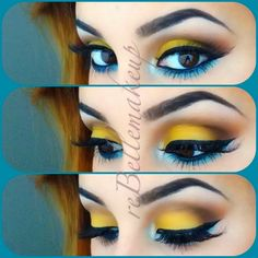 Get the perfect idea that will make your beauty eternal by Smokey Eye Makeup for Brown Eyes - Picture Tutorial. Here we are giving a Makeup tutorial with step by step guide and. Smokey Eye Makeup, Makeup For Brown Eyes, Skin Makeup, Eyeshadow Makeup, Eyeshadows, Gorgeous Makeup, Love Makeup, Makeup Inspo, Makeup Inspiration