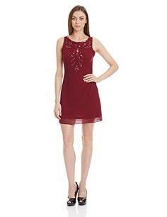 The Vanca Women's A-Line Dress (DRF500137-MARSALA-L) THE ... http://www.amazon.in/dp/B012W9PXP8/ref=cm_sw_r_pi_dp_x_KlWgyb0SWTD17