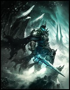 WOW: Lich King by _phroi_