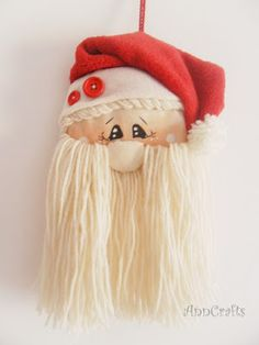Santa Claus Available on Etsy