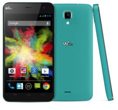 """PN:BLOOMTURQUOISE  SMARTPHONE WIKO BLOOM 4.7"""" TURQUOISE 4.7/QUADCORE/1GB/4GB/DUAL SIM/ ANDROID4.4  135,74€ PVP"""