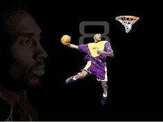 Seguo anche il basket e il mio idolo di questo sport si chiama Koby Bryant