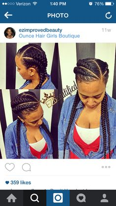 Top 60 All the Rage Looks with Long Box Braids - Hairstyles Trends Latest Braided Hairstyles, Two Braid Hairstyles, Braided Hairstyles For Black Women, African Braids Hairstyles, Girl Hairstyles, Black Hairstyles, Gorgeous Hairstyles, Hairstyle Ideas, 2 Cornrow Braids