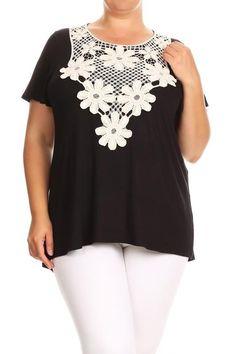 853 best Plus Size Ladies Fashion images on Pinterest in 2018  9cb76f7d2