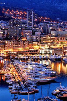 Monte Carlo | Monaco  Amazing Nightlife & Shopping!!