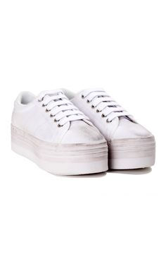 Scarpa sneakers Zomg Canvas JEFFREY CAMPBELL