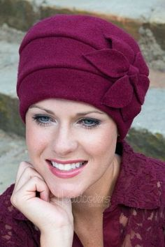 hats for women with hair loss #judithm #millinery #hairloss