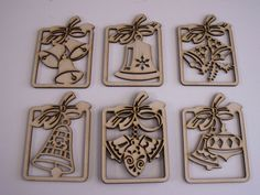They are smooth no sanding needed and are ready to stain, paint up to your creative imagination. Flower shape unfinished wood cut out Homemade Ornaments, Wood Ornaments, Christmas Ornaments, Router Projects, Unfinished Wood, Cnc Router, Flower Shape, Cut Outs, Laser Cutting