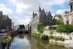 Ghent, Belgium jigsaw puzzle