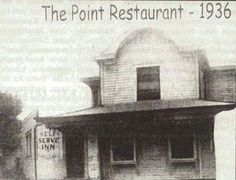 The Point Restaurant (1936), Cambridge OH