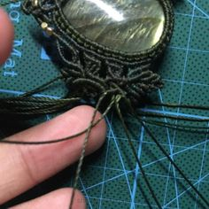 包石头项链(下) 第2步
