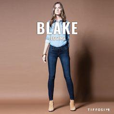 🆕  Blake - Jegging 🆕  #tiffosi #tiffosidenim #newin #fit #fitguide #denim #denimguide #denimcollection #jeans