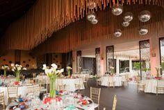 Wedding reception at Gabi Beach Club at Paradisus Resort in Playa Del Carmen, Mexico