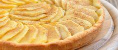 Bolo de maçã sem farinha - Lucilia Diniz Usar o farelo da aveia, que sobra ao fazer o leite.