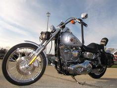 Fondo de Moto Harley Davidson