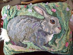 designsinwools - Rabbit Season