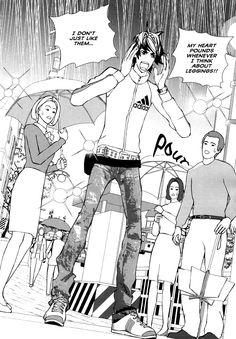Read manga Girl in Heels Vol.004 Ch.018 Read Online online in high quality