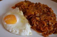 Mrkvový perkelt - brydova.cz Lunch Recipes, My Recipes, Diet Recipes, Cooking Recipes, Healthy Recipes, Good Food, Yummy Food, Dieta Detox, What To Cook