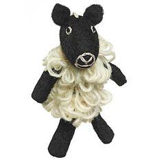 Woolie Finger Puppet - Sheep - Wild Woolies (T)