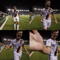 "LA Galaxy on Instagram: ""Passion. #LAvRSL"""