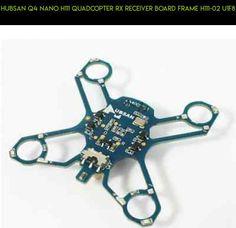 Hubsan Q4 Nano H111 Quadcopter RX Receiver Board Frame H111-02 U1F8 #parts #q4 #drone #racing #technology #plans #fpv #nano #products #shopping #hubsan #tech #gadgets #kit #camera