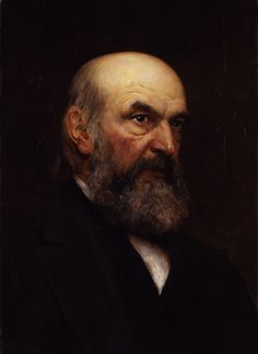 John Couch Adams (1819-18920 (Portrait:  Hubert von Herkomer, c. 1888) Adams was an English astronomer and mathematician. Inspired by Mary Somerville, he calculated an orbit for an unknown planet disturbing the orbit of Uranus. Astronomers didn't find it, despite Adams's good calculations. But Johann Galle found it using LeVerrier's calculations.