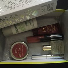 Build Your Own Birchbox December | Makeup By Amy Perrone