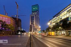 Waldorf Astoria (Berlin) #1 - Pinned by Mak Khalaf City and Architecture architectureberlinjeckstadtnightnight photographystreetstreet photographystreetphotography by jeckstadt