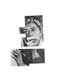 Collage, Art, Cut Outs, Atelier, Portraits, Art Background, Collages, Kunst, Art Education
