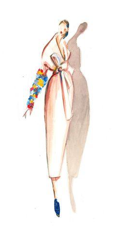 Delpozo | Katie Rodgers | Paper Fashion