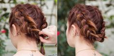 22 Genius Hacks for Solving the Most Annoying Summer Hair Problems Easy Everyday Hairstyles, Summer Hairstyles, Braided Hairstyles, Gorgeous Hairstyles, Belle Hairstyle, Hair Game, Braid Styles, Hair Hacks, Updo