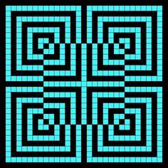 Graph Paper Drawings, Graph Paper Art, Perler Patterns, Quilt Patterns, Alpha Patterns, Apron Patterns, Canvas Patterns, Dress Patterns, Pixel Pattern