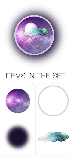 """""""The beauty of the Galaxy"""" by stilealan ❤ liked on Polyvore featuring art"""