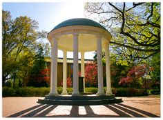 Old Well at UNC Chapel Hill, North Carolina Photography - 11x14 Fine Art Print - Home Decor