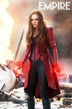 "Wanda Maximoff in ""Captain America: Civil War"""