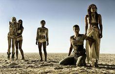 "BA... ""Mad Max Fury Road"" satisfies all of my desert warrior fantasies."