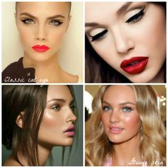 Spring Beauty Trends 2014 / Pretty Updates
