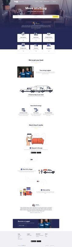 Web Business, Corporate Website, Ui Web, Landing Page Design, User Interface Design, Graphic Design Inspiration, Design Ideas, Design Elements, Website Designs