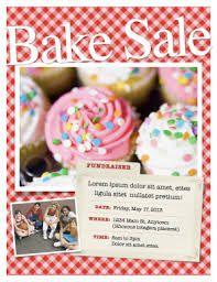 valentine's flyer for bake sale http://bakesaleflyers.com ...