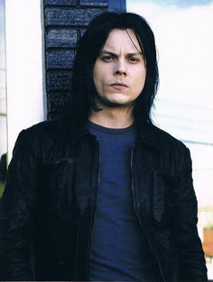 Jack White.....just something about this dude.