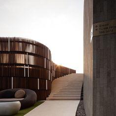 Hilton Central Pattaya Hotel by TROP Co.Ltd « Landezine | Landscape Architecture Works