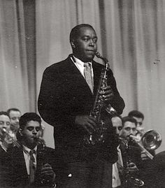 Charlie Parker in concert with the Bill Potts Orchestra -- Washington D.C. (1953) (this has misidentified as w/ the Kenton Orch.) [This was recorded.]